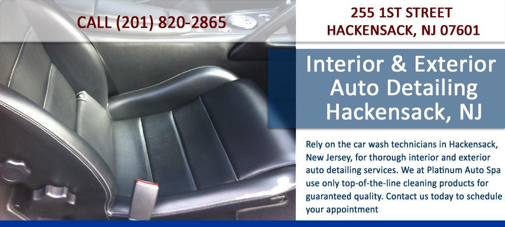platinum auto spa full service car wash auto detailing hackensack nj. Black Bedroom Furniture Sets. Home Design Ideas